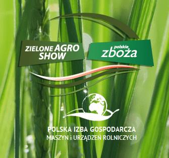 Zielone AGRO SHOW - POLSKIE ZBOŻA